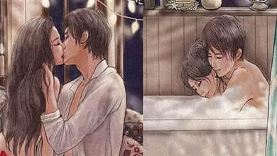 「深愛一個人,從不會拐彎抹角」,男人愛不愛你,「3種身體反應」會告訴你